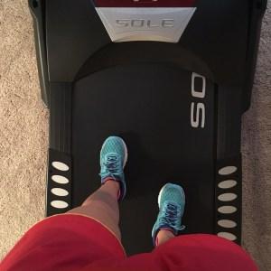Treadmill | Running on Happy