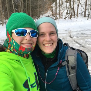 Winter Run | Running on Happy