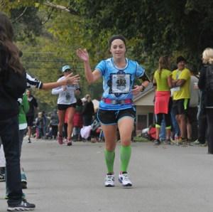 2014 Iron Horse Half Marathon Midway, Kentucky
