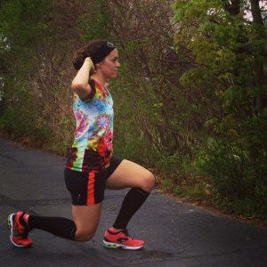 Lunges | Running on Happy