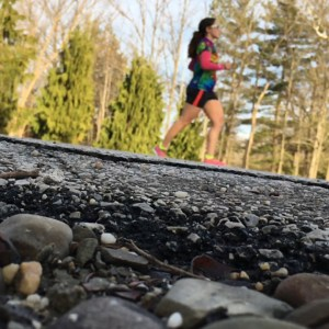 Running is the best! | Running on Happy