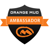 Orange Mud Ambassador | Running on Happy