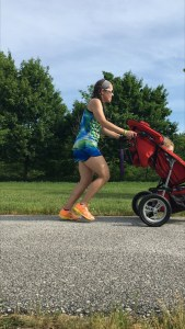 Running for Fun | The End of the Stroller Era | Running on Happy