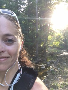 Cicadas, Creek Walking, Champs | Running on Happy