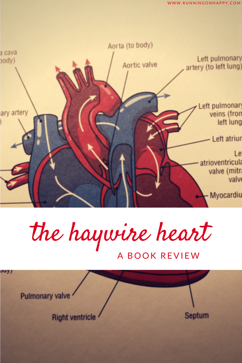 The Haywire Heart is the first book to explore heart conditions in athletes. Read my review and an excerpt to see what all the buzz is about.