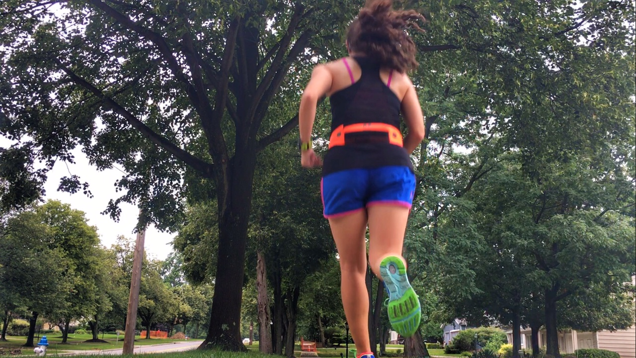 Summer Running {Marine Corps Marathon Training: Week 3} | Running on Happy