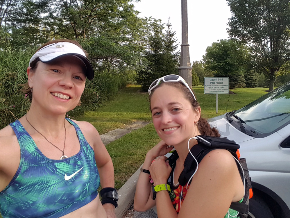 Midweek Long Run + B'nai B'rith Health Run 5K | Running on Happy