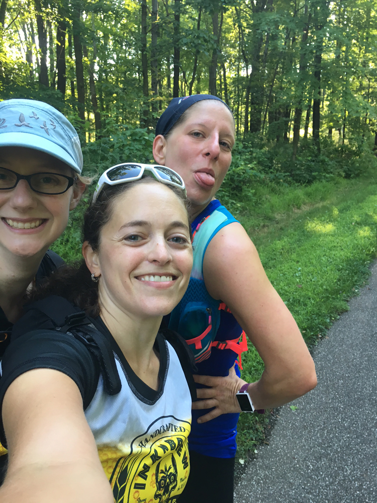 Hills, Tempo, and Long Run -- Oh My! | Marine Corps Marathon Training: Week 6 | Running on Happy