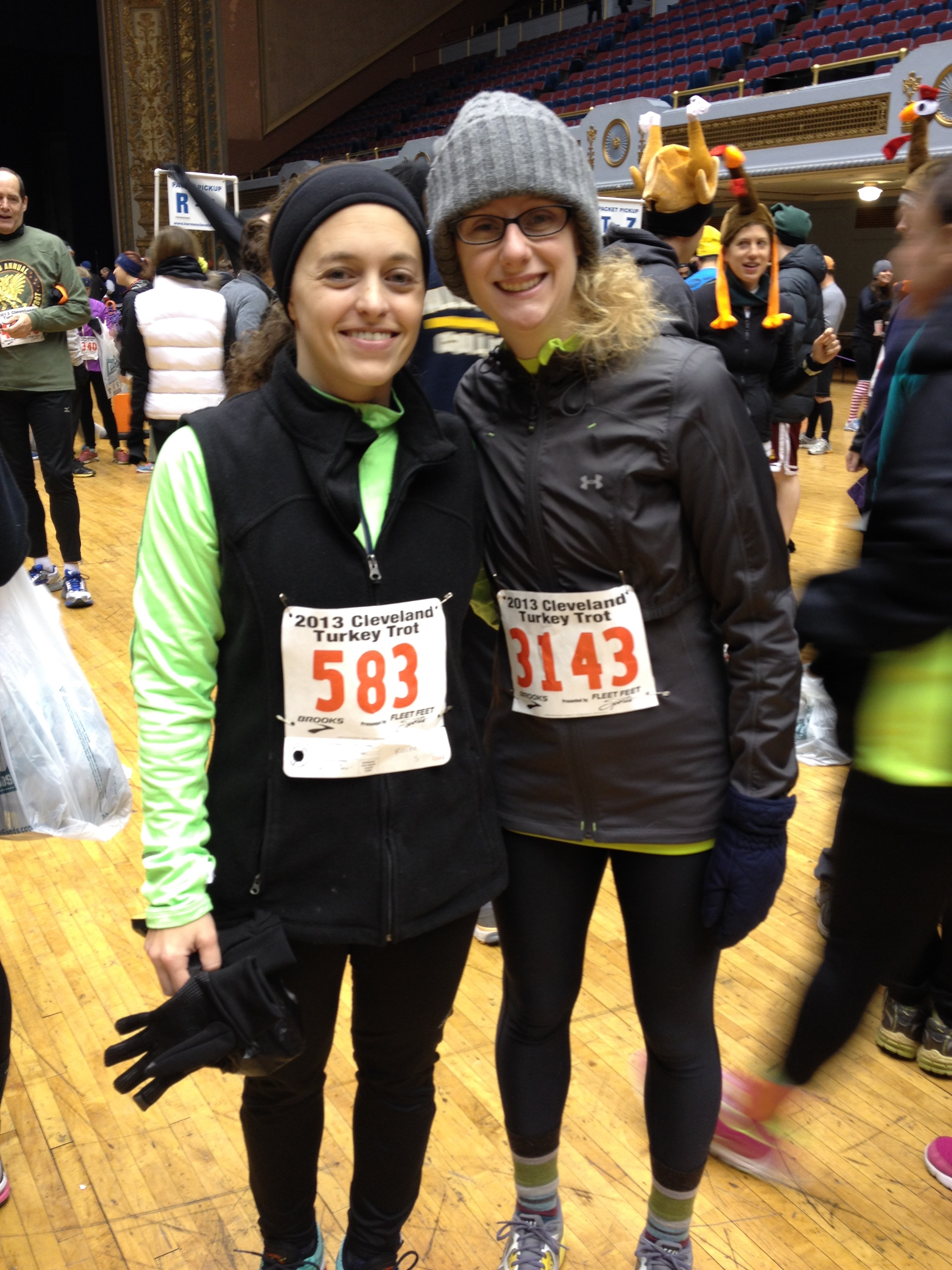 Thanksgiving Traditions: A Turkey Trot Retrospective | Running on Happy