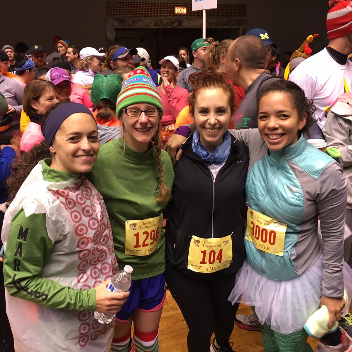 Thanksgiving Traditions: A Turkey Trot Retrospective | Running on Happy