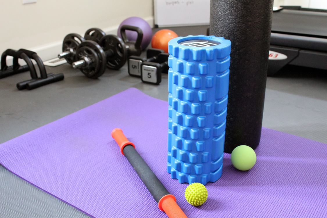 Runners: You Need to Foam Roll!   Running on Happy