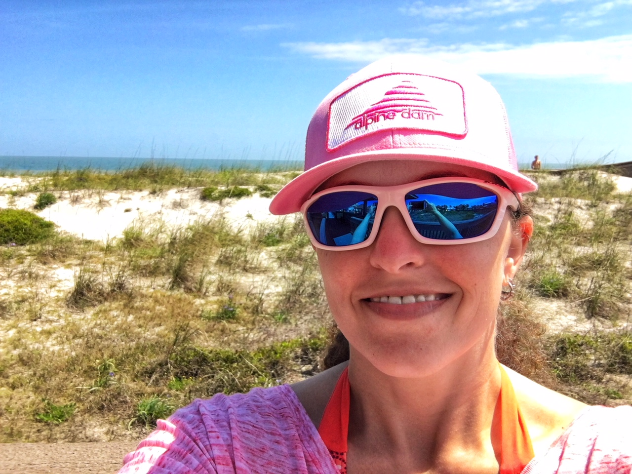Make the Most of Your Impromptu Beach Vacation | Running on Happy