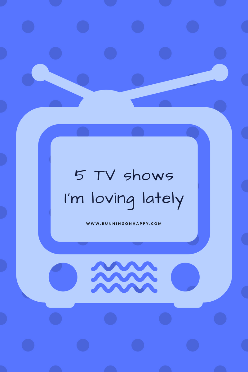 I don't watch a lot of TV shows but the ones I do are pretty rad. What's on YOUR television?