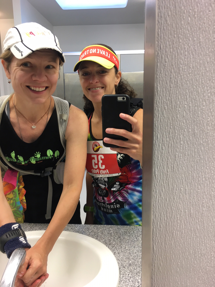"""Leave No Trace Trail Half Marathon Recap 
