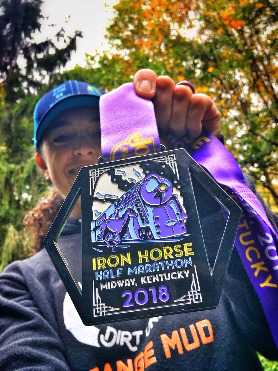 Iron Horse Half Marathon: Review and Recap 2018 | Running on Happy