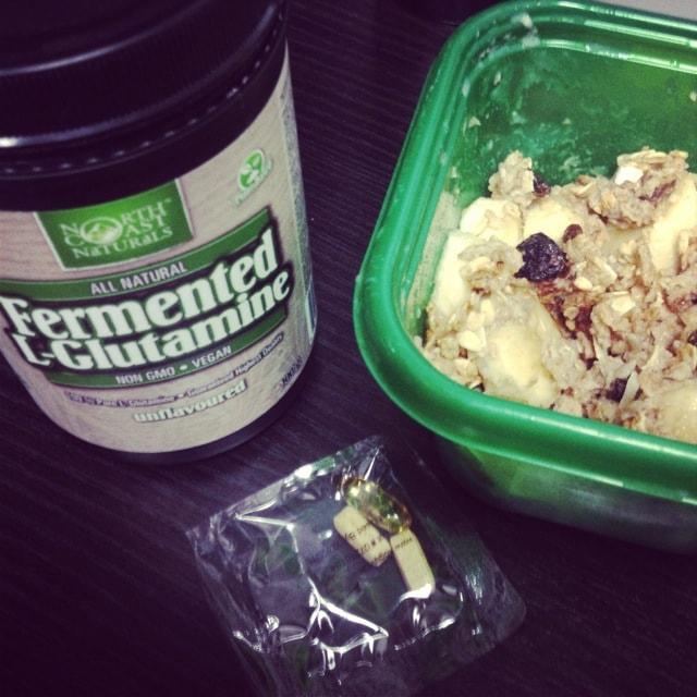 dorset cereals, koge vitamins, glutamine