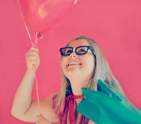 Cute Balloon Photobooth Idea