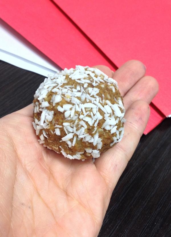 Maple Nut Orb | Running On Reall Food