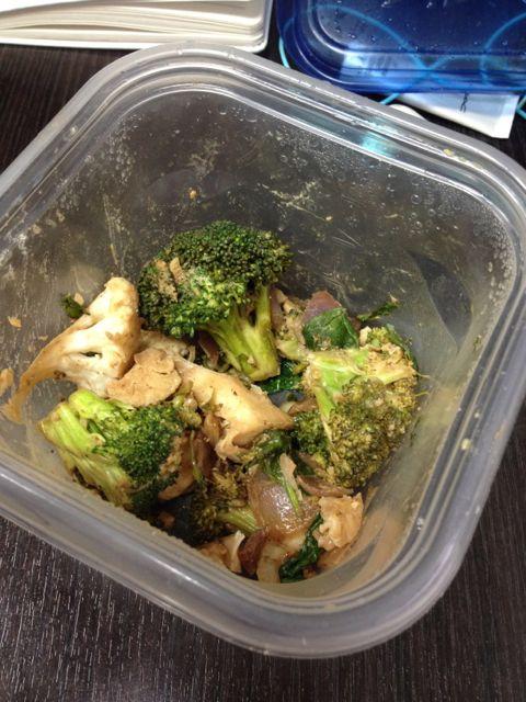Broccoli Stirfy