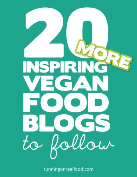 20 Delicious and Healthy Vegan Food Blogs to Follow