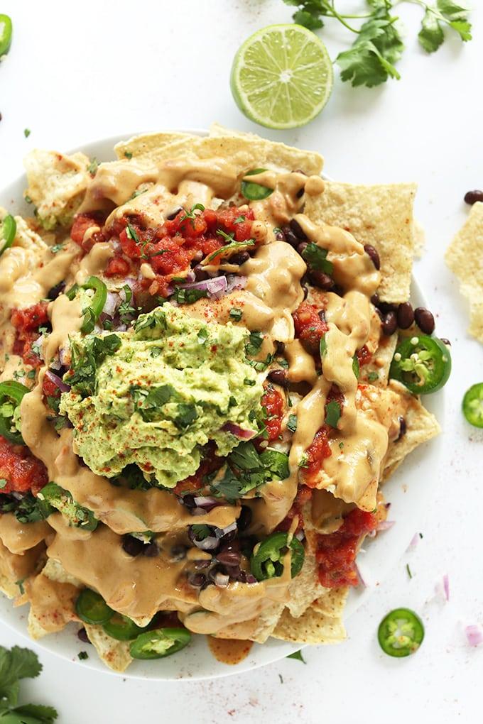 The-Best-Damn-Vegan-Nachos-with-THE-BEST-cashew-less-vegan-queso-vegan-glutenfree-minimalistbaker.com_