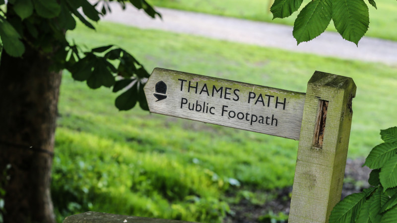 THAMES PATH 100 MILES 2019 – FRAN GILCHRIST