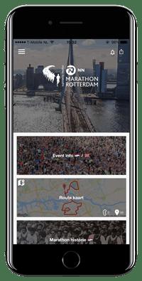 Marathon Rotterdam App