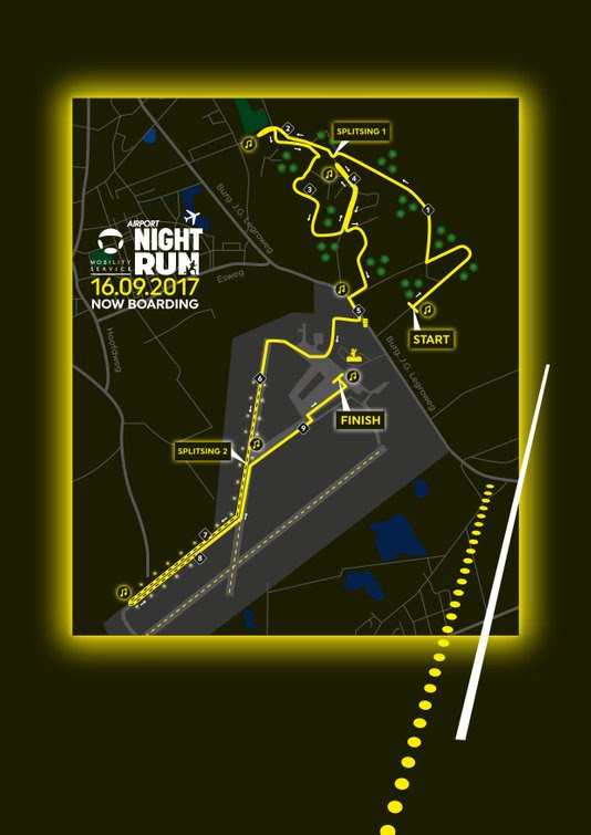 Mobility Service Airport Night Run