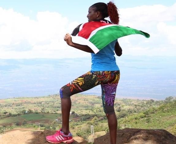 UNICEF Rift Valley Marathon met Lornah Kiplagat
