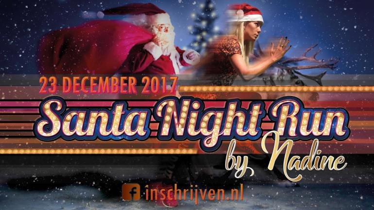 Santa Night Run By Nadine