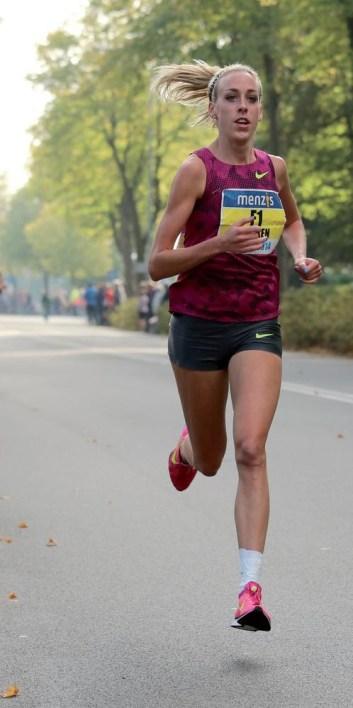 Susan Krumins 4 Mijl van Groningen