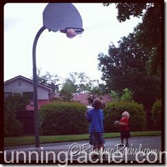 basketball, family fitness, fitness, children movement