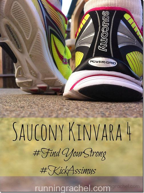 kinvara4, saucony, findyourstrong, find your strong, kickassimus, #findyourstrong, #kickassimus