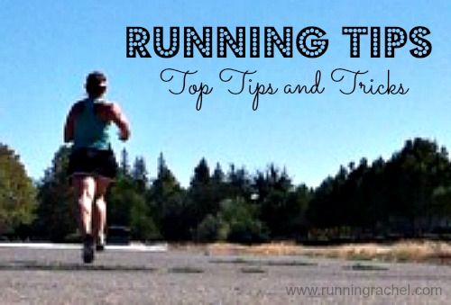 Tips and Tricks for Running