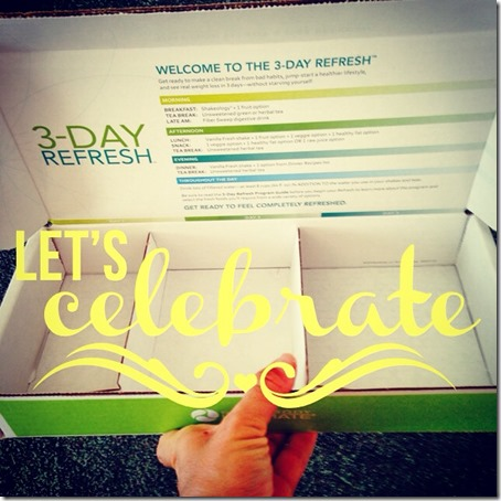 3 day refresh results