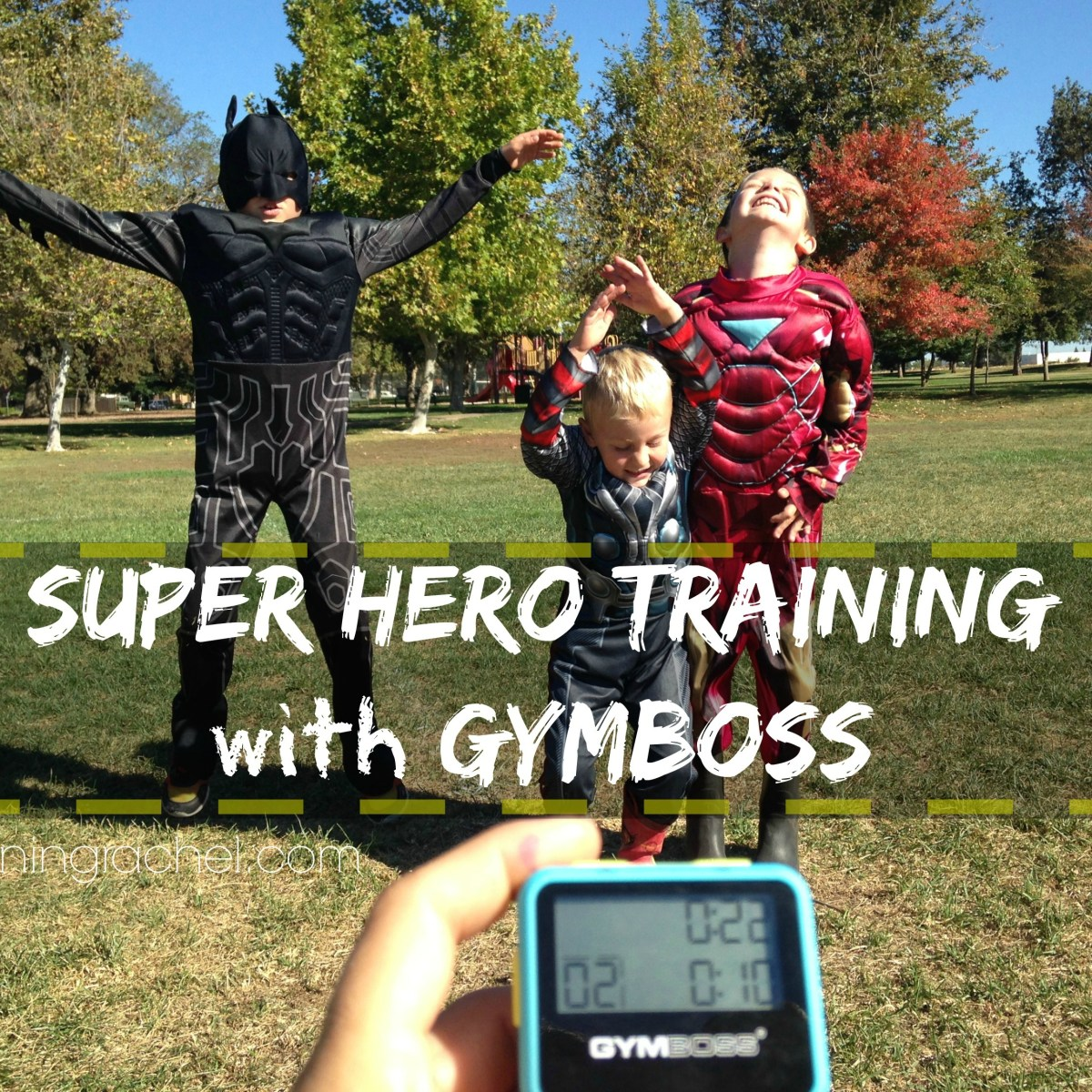 Super Hero Workout: For Kids