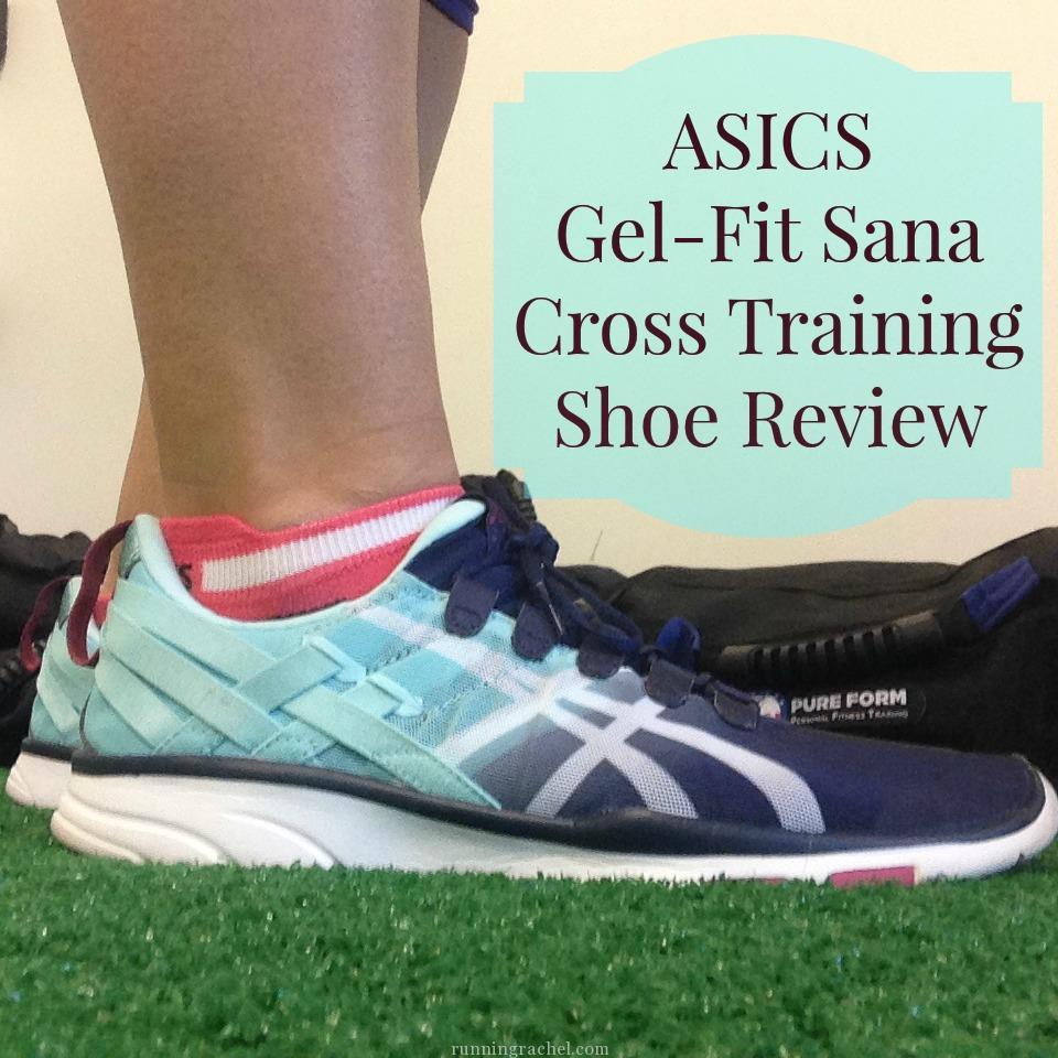 70461b33 ASICS Gel-Fit Sana Shoe Review