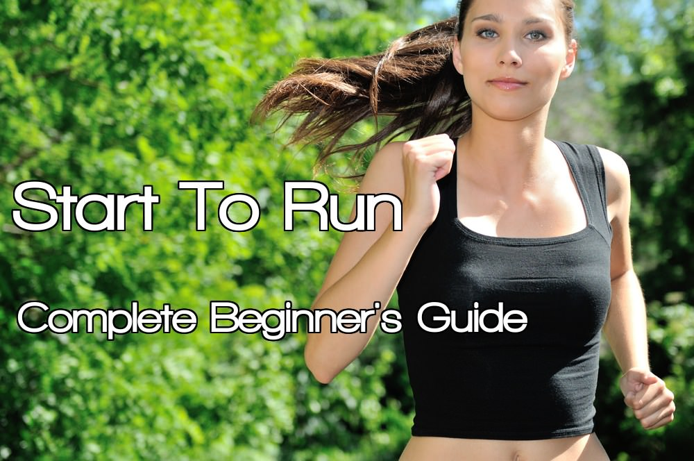 Start to Run the Complete Beginners Guide  Running