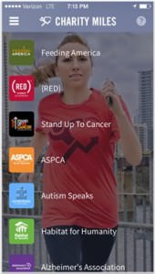 Charity Miles 170x300 Burn Off The Xmas Calories With The Best Running Apps for your iPhone