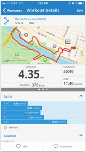 MapMyRun 170x300 Burn Off The Xmas Calories With The Best Running Apps for your iPhone