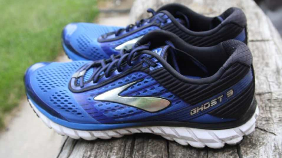 e05659c9334 Featuring Mens Brooks Ghost 9 running shoe – How to Run Happy