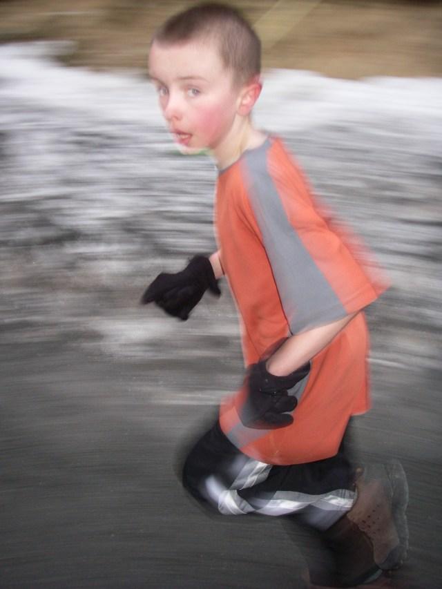 Running Sitka