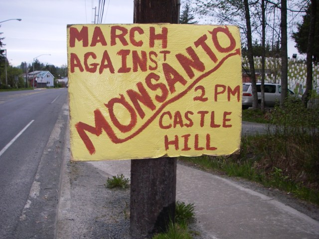 March Against Monsanto 4