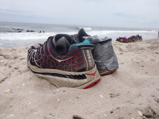 KS Taped Hokas 2