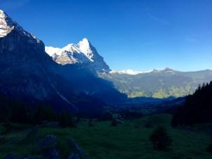 Leaving Grindelwald