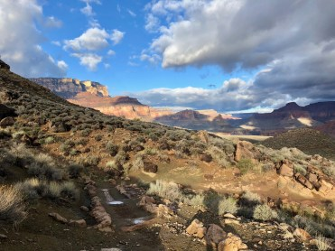 Impressions of the South Kaibab Trail