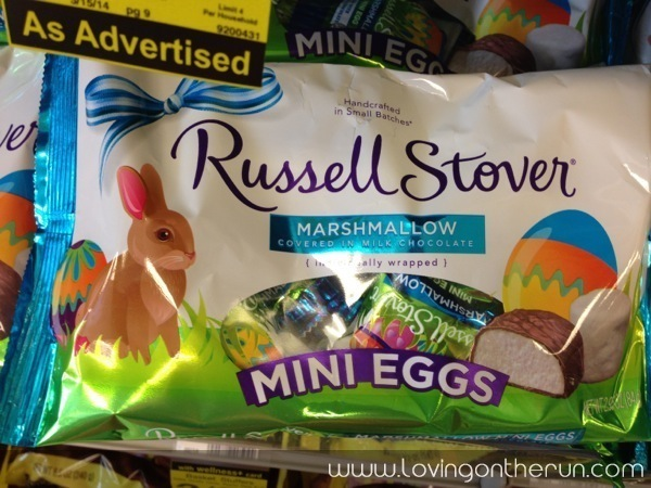 Mini Chocolate Marshmallow Eggs