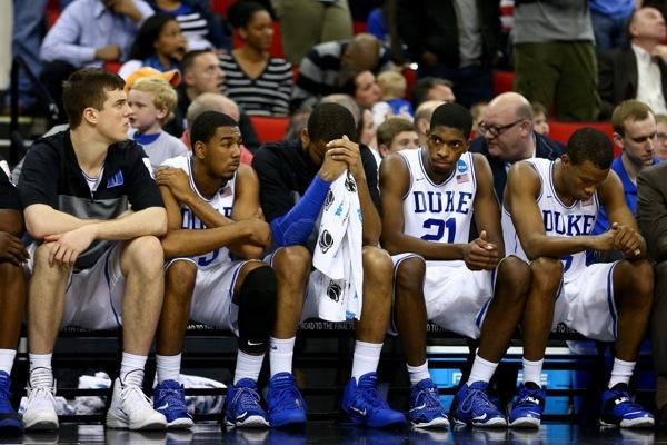 Duke vs. Mercer
