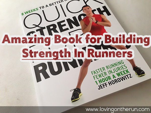 Quick Strength Building for Runners - building strength in runners easily and simply.