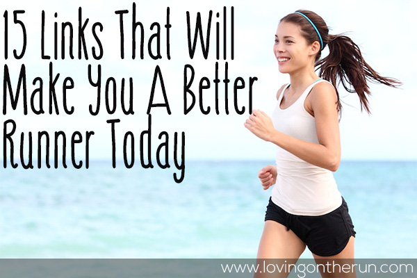 Links to Becoming a Better Runner
